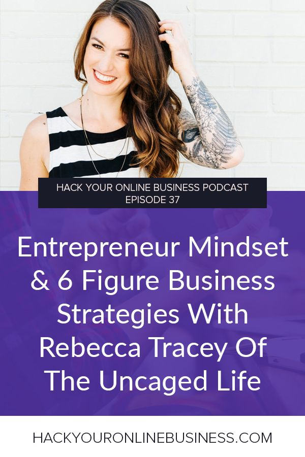 Entrepreneur Mindset and 6 Figure Business strategies