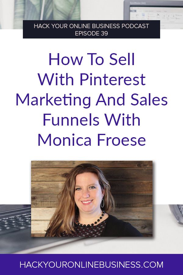 How to sell with Pinterest