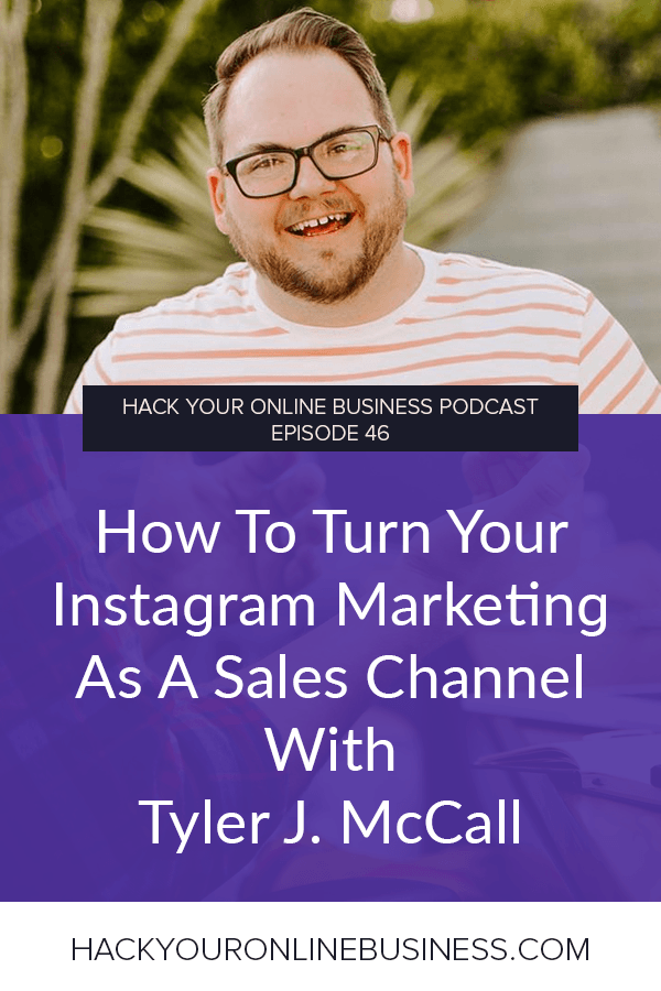 How to turn your Instagram marketing into a sales machine