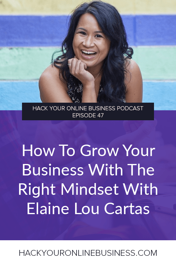 how to grow your business with the right mindset