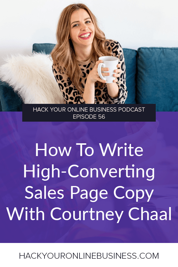 How To Write High-Converting Sales Page Copy