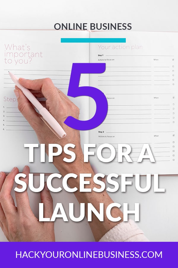 5 Lessons From My Recent 5 Figure Launch pin