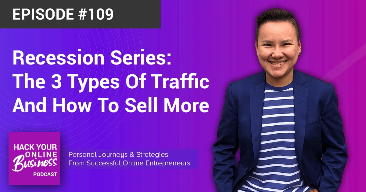 3 Types Of Traffic And How To Sell More