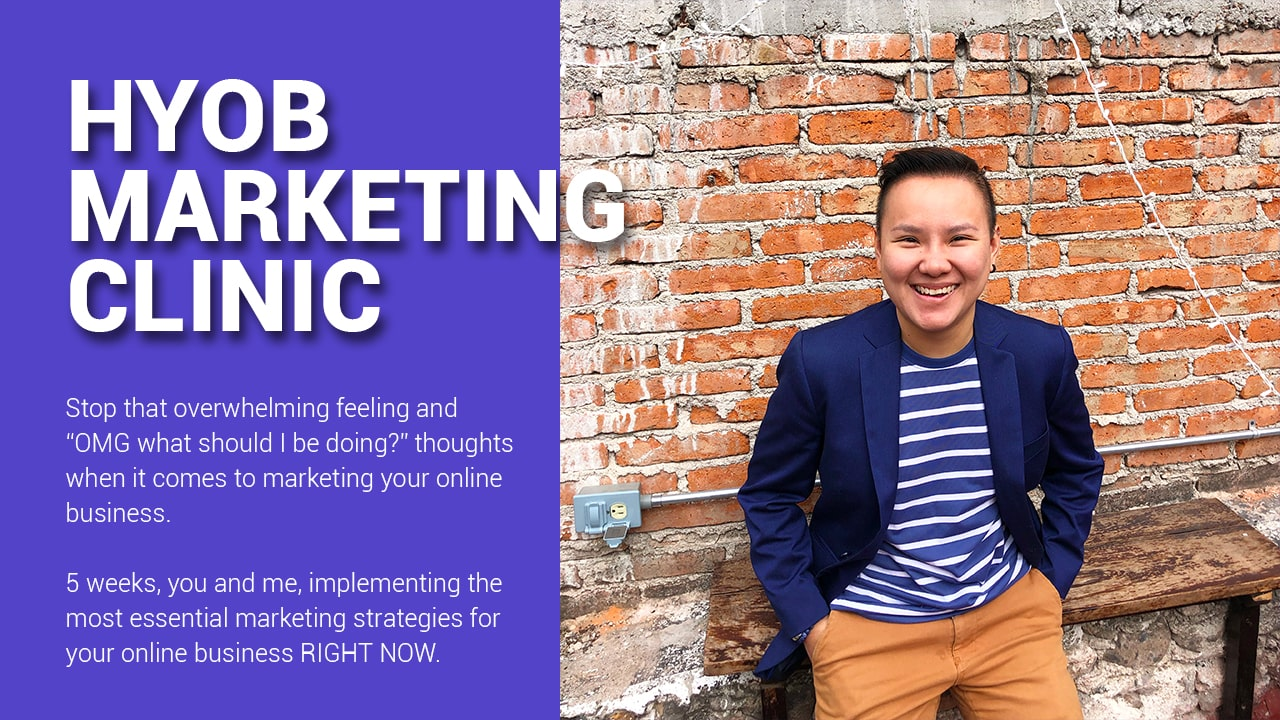 Marketing Clinic banner5