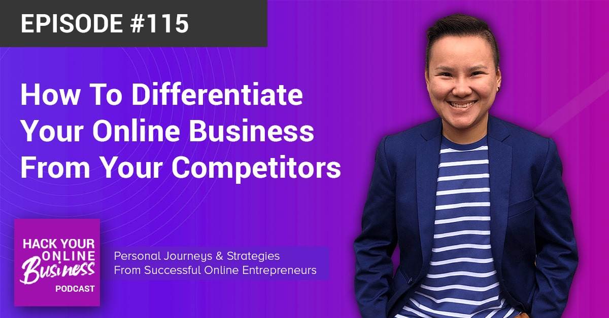 How To Differentiate Your Online Business From Your Competitors