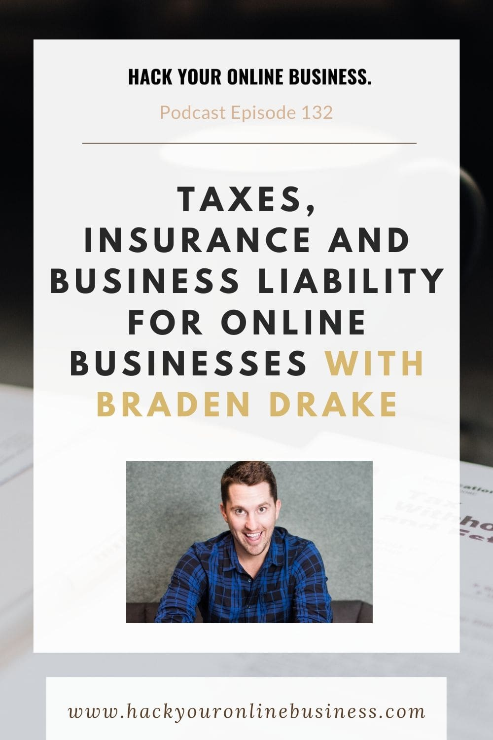 Taxes, Insurance And Business Liability For Online Businesses