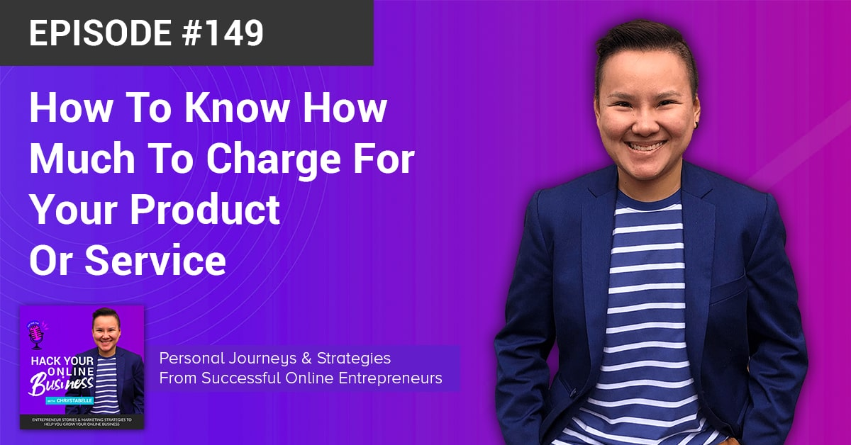 How To Know How Much To Charge For Your Product Or Service